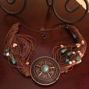 Beautiful southwest choker/necklace